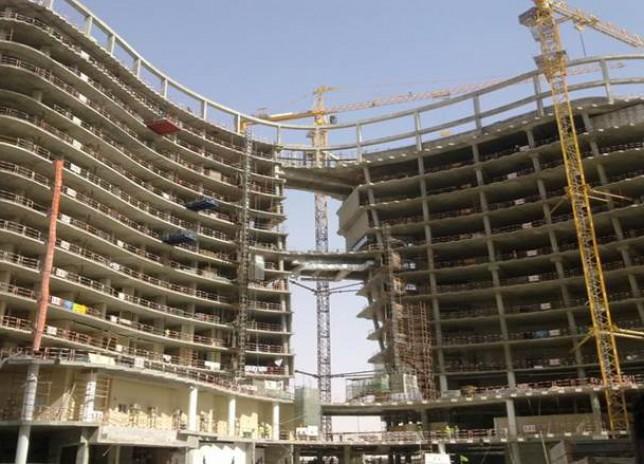 Saudi Tower (under construction)