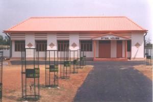 Tata Steel Club house2