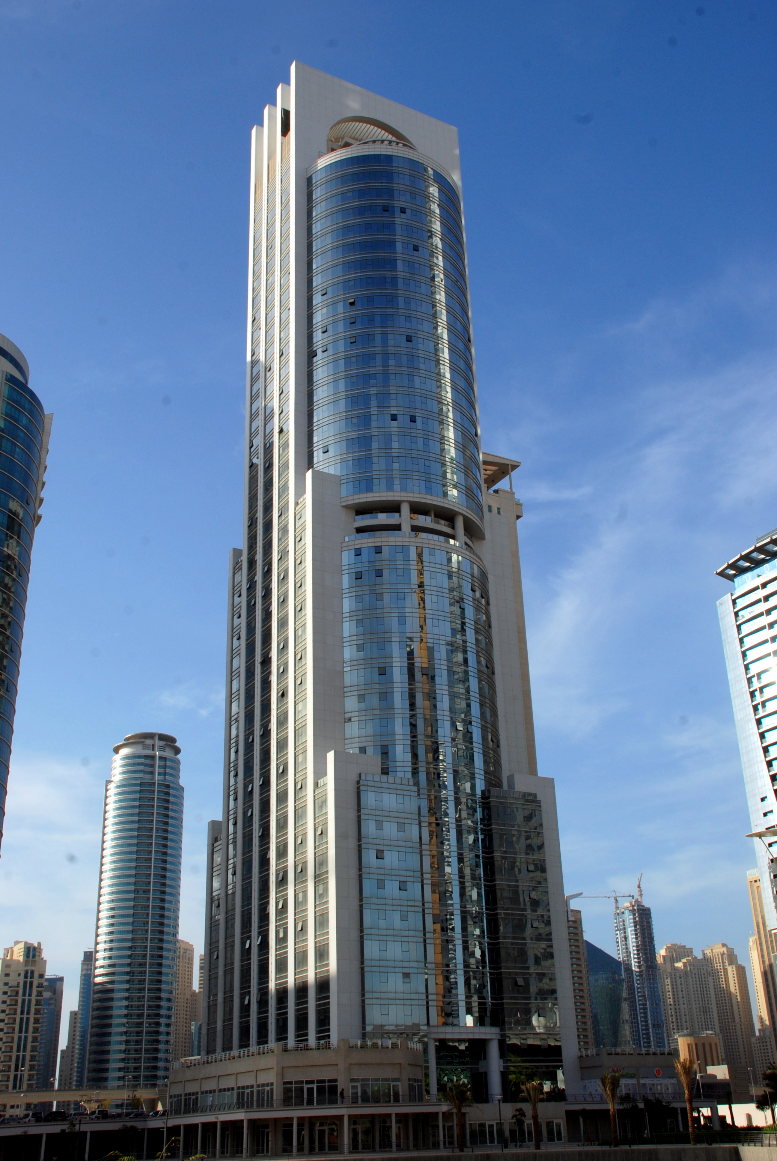 Golden Crest Towers (Jumeriah Lake Towers)