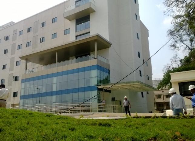 Apolo Hospital, Nashik