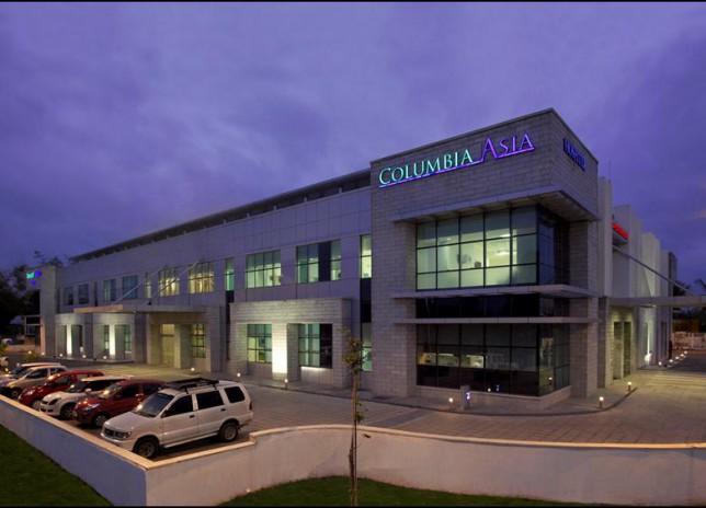 Columbia Asia Hospital, Mysore
