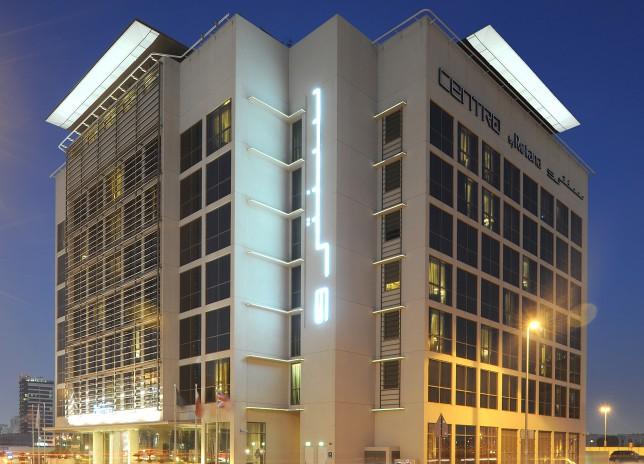 Hotel Rotana Centro