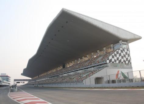 JSPL F1 Stadium, Noida
