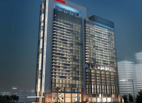 Marriotts Abudhabi