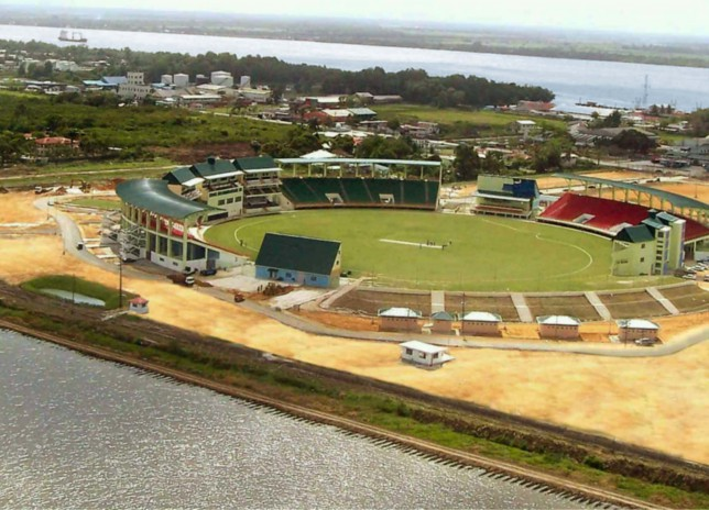 Providence Cricket Stadium