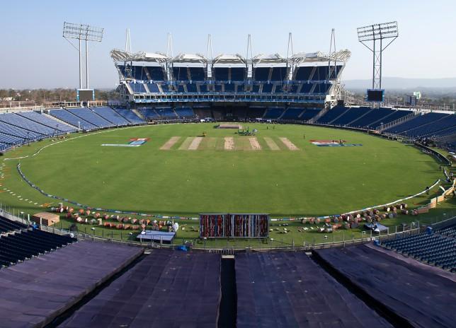 MCA Subroto Sahara Stadium
