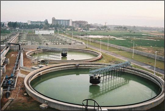 50 MLD Sewage Treatment Plant