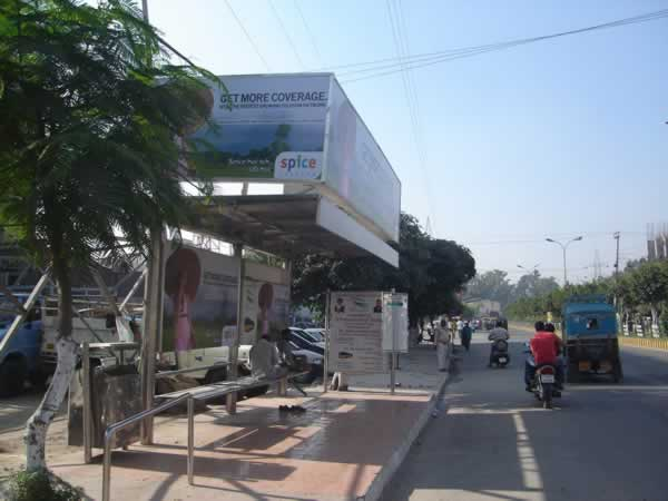 Minaean Bus Queue Shelters