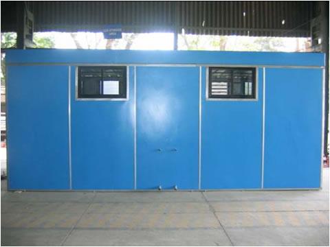 Minaean – Modular Toilets